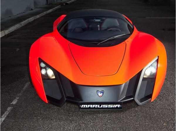 A Supercar Made in Russia (39 photos) 39
