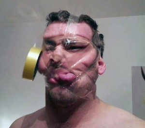 Sellotape Selfies Are the Latest Internet Trend (35 photos) 12