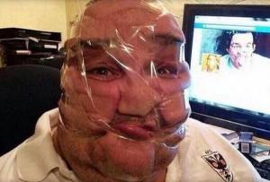 Sellotape Selfies Are the Latest Internet Trend (35 photos) 3