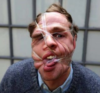 Sellotape Selfies Are the Latest Internet Trend (35 photos)