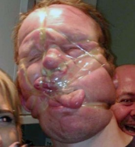 Sellotape Selfies Are the Latest Internet Trend (35 photos) 6