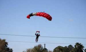 Skydiver Gets Hit by a Plane (15 photos) 1