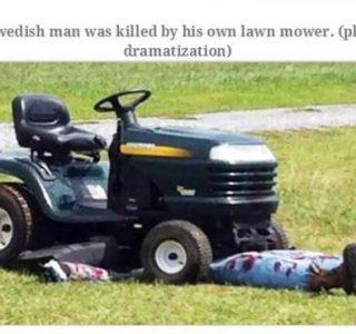 Bizarre Ways People Have Died (21 photos)