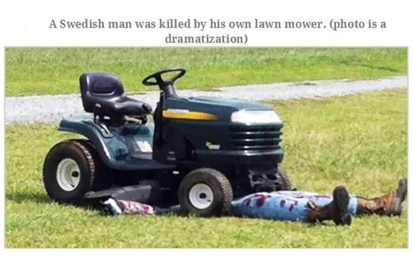 Bizarre Ways People Have Died (21 photos) 9