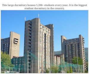 Most Disgusting Student Dormitory in the World (33 photos) 1