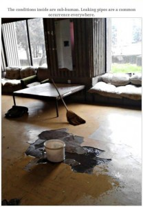 Most Disgusting Student Dormitory in the World (33 photos) 2