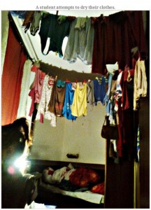 Most Disgusting Student Dormitory in the World (33 photos) 23