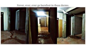 Most Disgusting Student Dormitory in the World (33 photos) 5