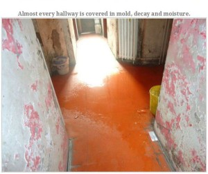 Most Disgusting Student Dormitory in the World (33 photos) 7