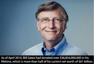 17 Interesting Facts About Bill Gates' Life (17 photos) 4