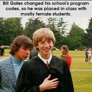17 Interesting Facts About Bill Gates' Life (17 photos) 8