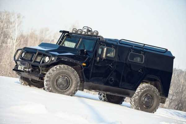 The Russian Hummer (27 photos) 1