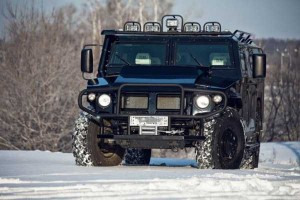 The Russian Hummer (27 photos) 2