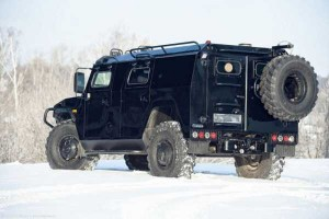 The Russian Hummer (27 photos) 3