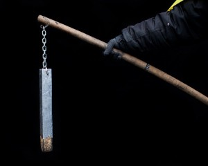 Homemade Weapons of the Ukrainian Revolution (17 photos) 14
