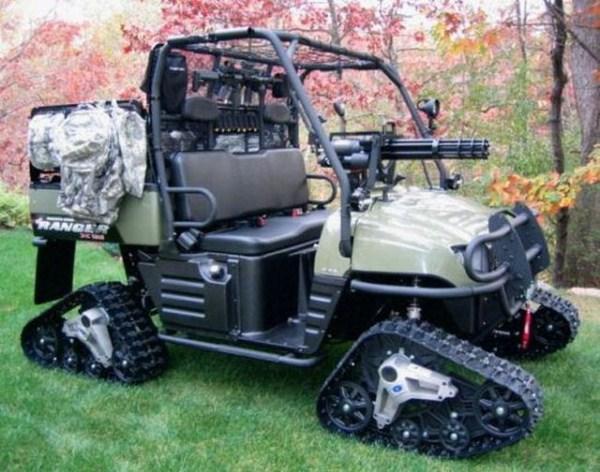 Impessive Customized Golf Carts (39 photos)  34