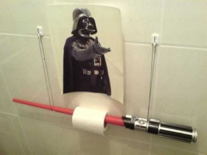 Unconventional Toilet Paper Holders (37 photos) 16