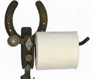 Unconventional Toilet Paper Holders (37 photos) 19