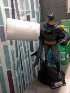 Unconventional Toilet Paper Holders (37 photos) 21