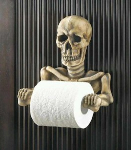 Unconventional Toilet Paper Holders (37 photos) 4
