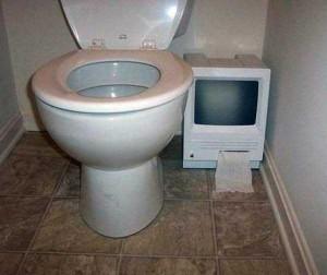 Unconventional Toilet Paper Holders (37 photos) 7