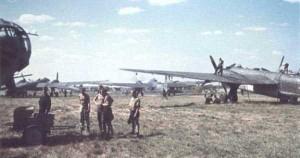 Rare Color Photos of the German Luftwaffe in WW2 (40 photos) 18