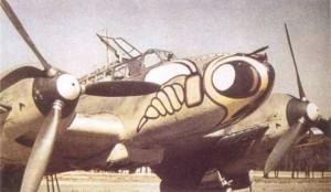Rare Color Photos of the German Luftwaffe in WW2 (40 photos) 21