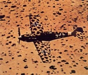 Rare Color Photos of the German Luftwaffe in WW2 (40 photos) 26