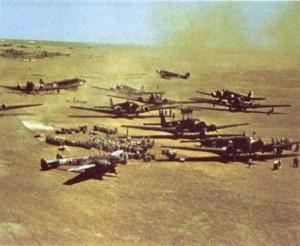 Rare Color Photos of the German Luftwaffe in WW2 (40 photos) 30