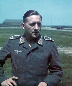 40 Color Photos of the German Troops During WWII (40 photos) 1