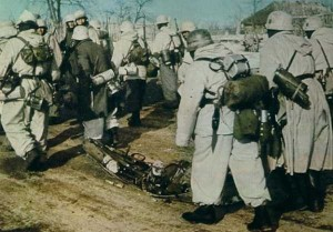 35 Extremely Rare Color Photos of the German Troops In WWII (35 photos) 1
