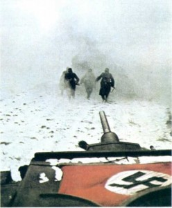40 Color Photos of the German Troops During WWII (40 photos) 20