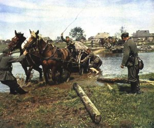 40 Color Photos of the German Troops During WWII (40 photos) 24