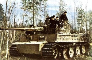 35 Extremely Rare Color Photos of the German Troops In WWII (35 photos) 31
