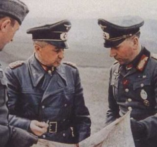 40 Color Photos of the German Troops During WWII (40 photos)