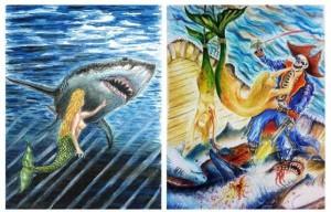 Disturbing Artwork Created by Serial Killers (10 photos) 3