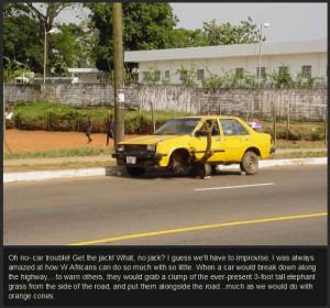 A Drive in West Africa (16 photos) 4
