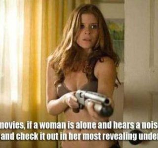 Annoying Things That Only Happen in the Movies (21 photos)