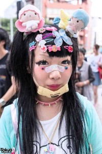 Unconventional Japanese Street Fashion Trends (39 photos) 10
