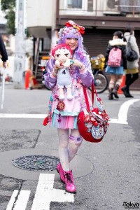 Unconventional Japanese Street Fashion Trends (39 photos) 11