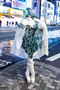 Unconventional Japanese Street Fashion Trends (39 photos) 15