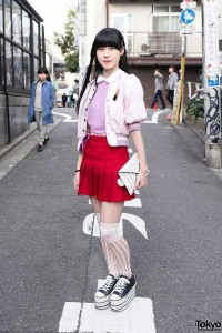 Unconventional Japanese Street Fashion Trends (39 photos) 16
