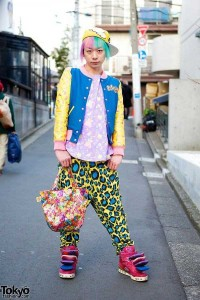 Unconventional Japanese Street Fashion Trends (39 photos) 19