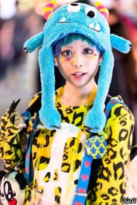 Unconventional Japanese Street Fashion Trends (39 photos) 2