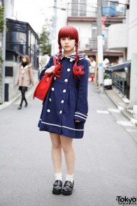 Unconventional Japanese Street Fashion Trends (39 photos) 20
