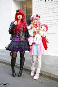 Unconventional Japanese Street Fashion Trends (39 photos) 22