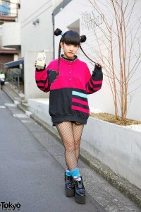 Unconventional Japanese Street Fashion Trends (39 photos) 23