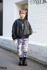Unconventional Japanese Street Fashion Trends (39 photos) 24