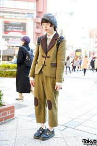 Unconventional Japanese Street Fashion Trends (39 photos) 25