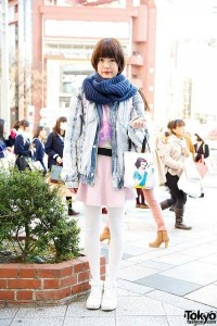 Unconventional Japanese Street Fashion Trends (39 photos) 26